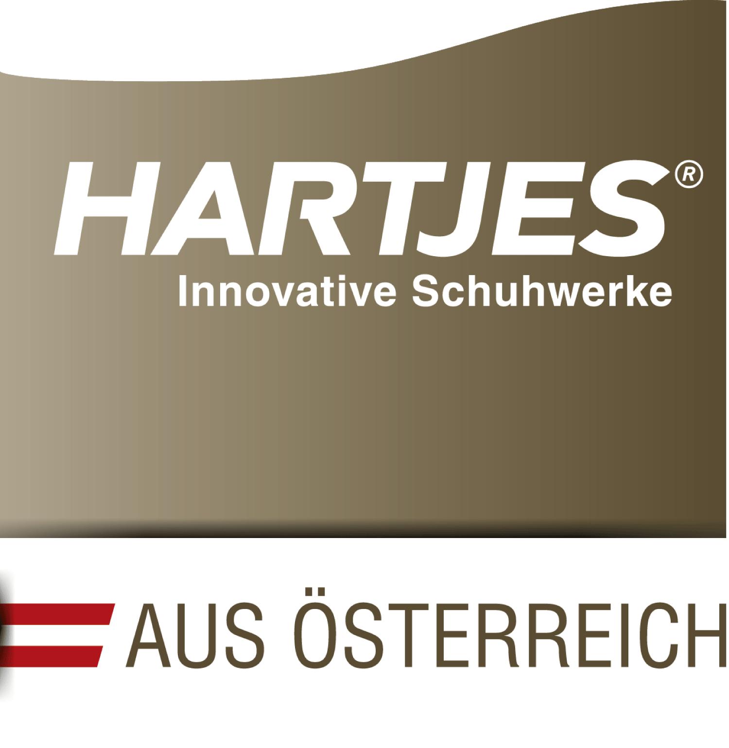 Hartjes Logo, Kürmayr Schuhe Schuhmode Kürmayr